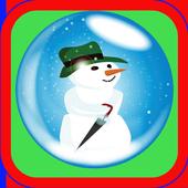 لعبة رجل الثلج icon