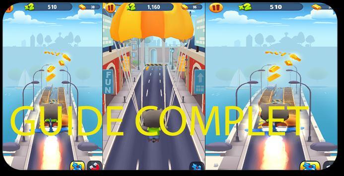Guide For Talking Tom Golden Run game screenshot 1