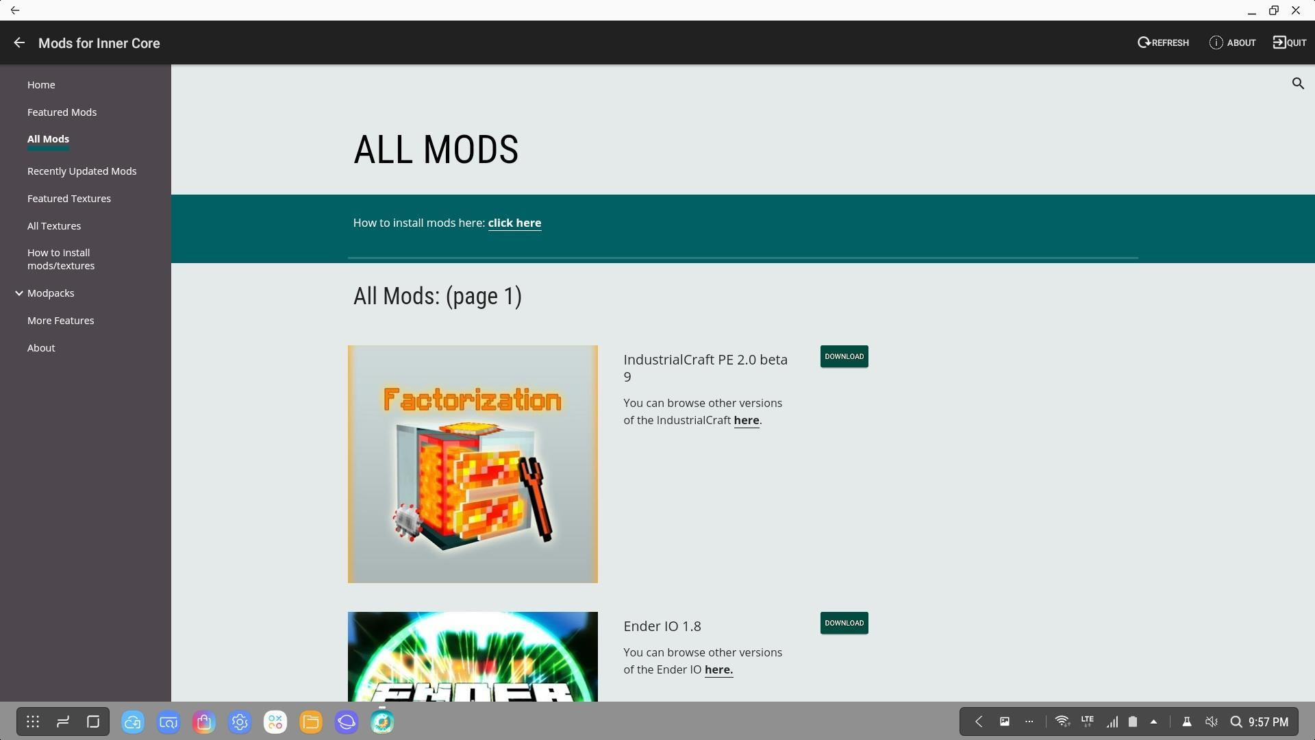 Mods for Inner Core for Android - APK Download