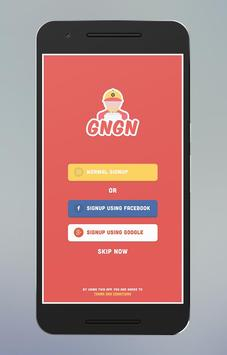 GnGn Delivery screenshot 1