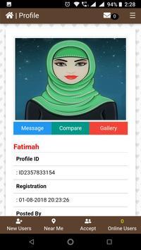 Al-Nikah.com - Free Muslim Matrimonial Site screenshot 4