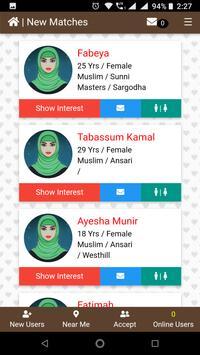 Al-Nikah.com - Free Muslim Matrimonial Site screenshot 9
