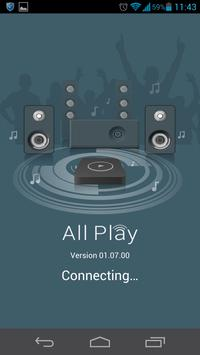 ALCATEL ONETOUCH WiFi Music poster
