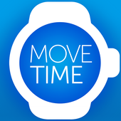 MOVETIME Track & Talk watch 圖標
