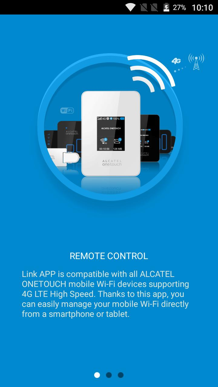 ALCATEL LINK APP for Android - APK Download