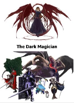 Breakout of the Dark Magician poster
