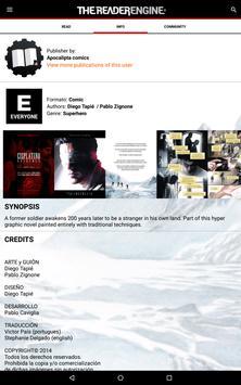 The Reader Engine apk screenshot