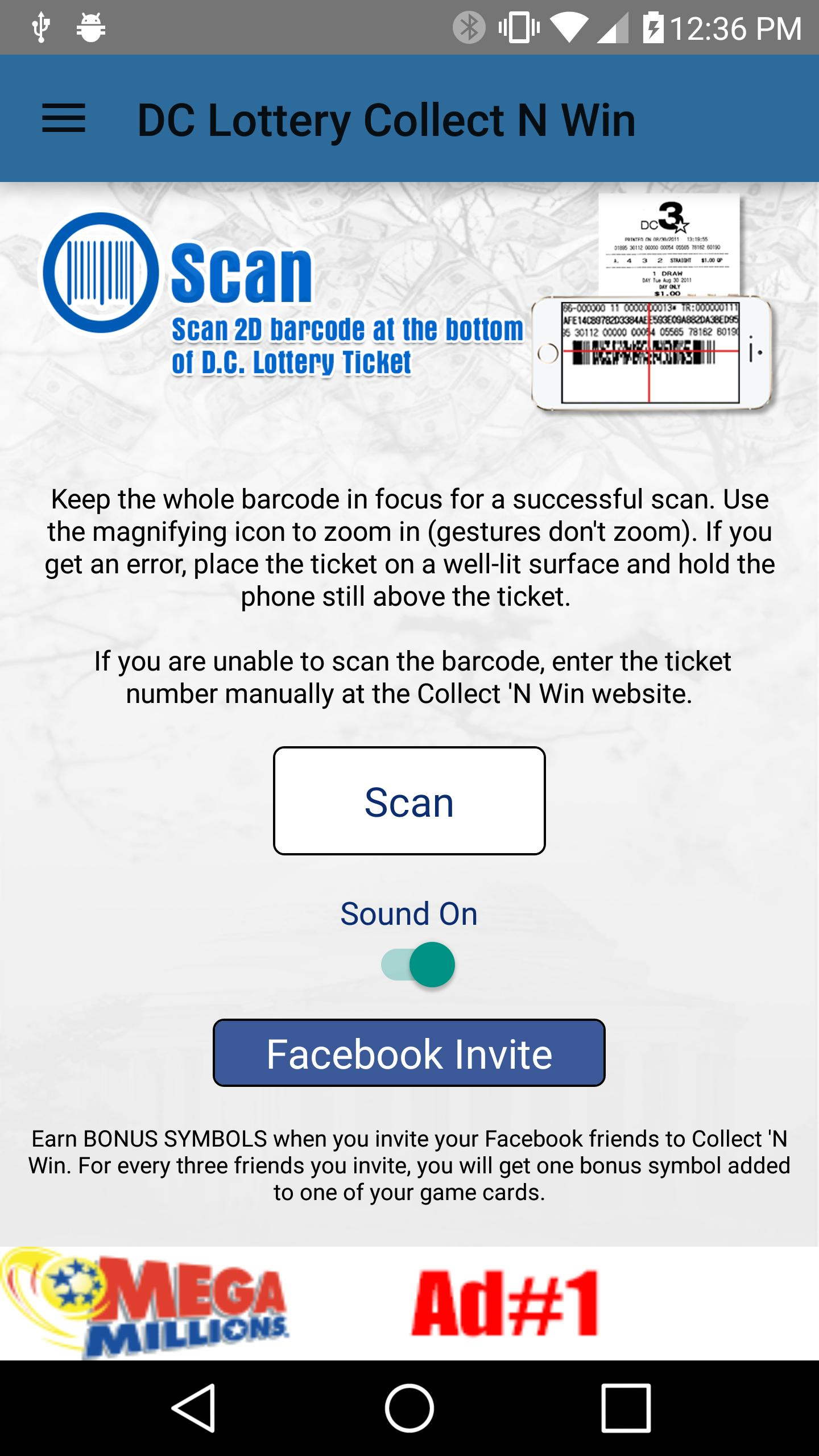 DC Lottery Collect 'N Win for Android - APK Download