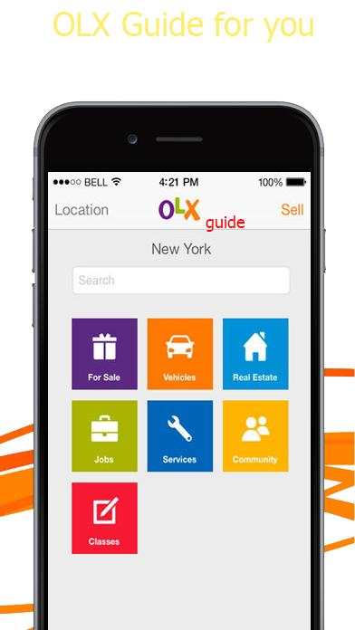 Guide for OLX for Android - APK Download