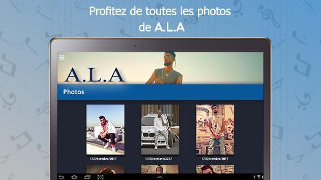 ALA : songs, lyrics,..offline screenshot 10