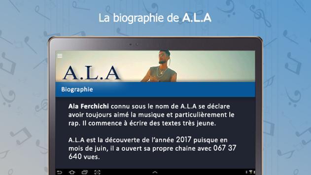 ALA : songs, lyrics,..offline screenshot 11