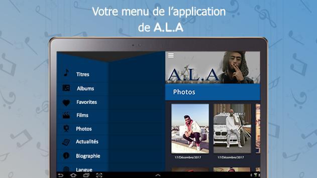 ALA : songs, lyrics,..offline screenshot 20