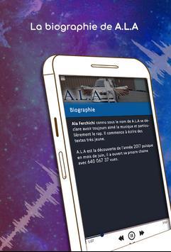 ALA : songs, lyrics,..offline screenshot 4