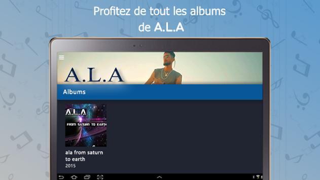 ALA : songs, lyrics,..offline screenshot 9