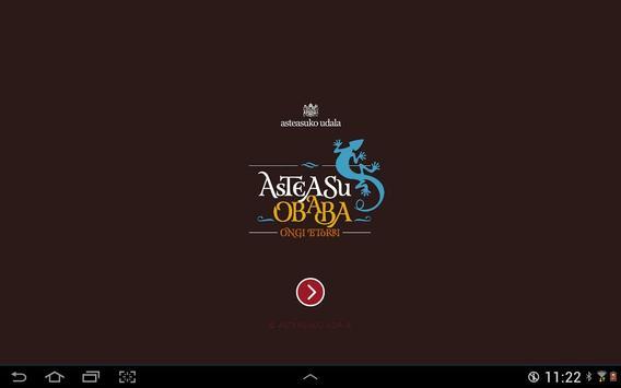 Asteasu / Obaba ES apk screenshot