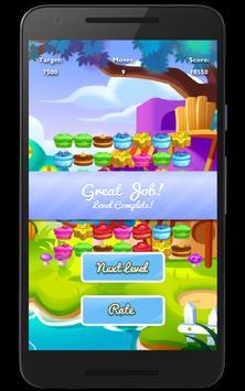 Sweet Candy Crush Jelly Saga apk screenshot