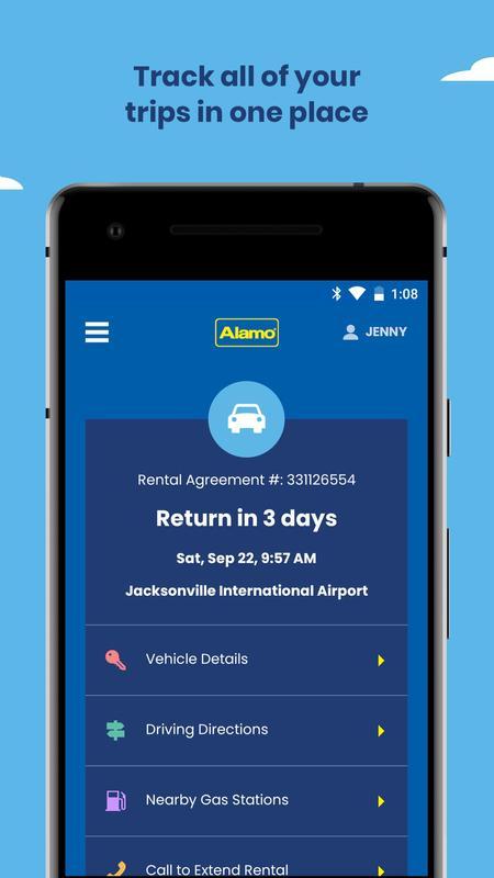 Alamo Car Rental For Android Apk Download