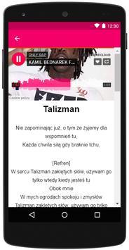 Kamil Bednarek - Talizman apk screenshot