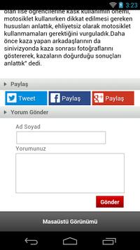 Alanya Postası screenshot 3
