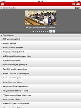 Alanya Postası screenshot 6