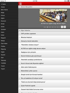 Alanya Postası screenshot 7