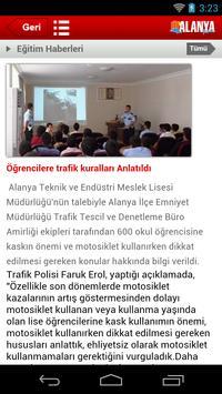 Alanya Postası apk screenshot