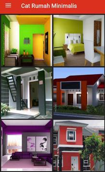 100+ Ide Cat Rumah Minimalis poster
