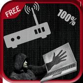 Wifi Hacking Prank icon