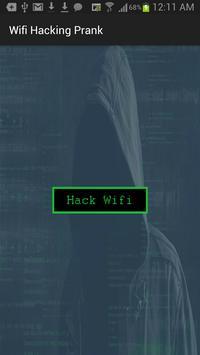 Wifi Hacking Prank poster
