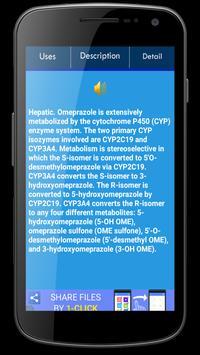 Medical Drug Dictionary apk screenshot