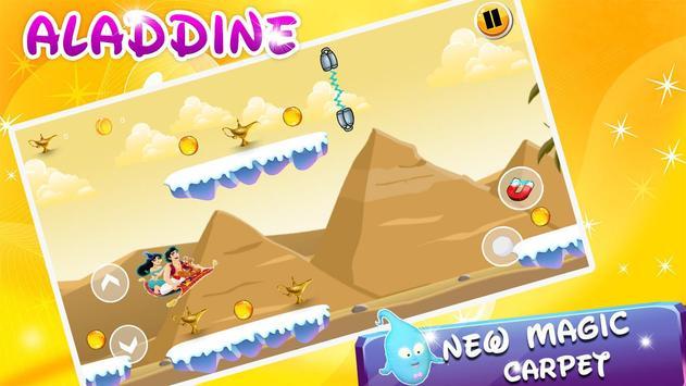 Aladdine Magic Carpet apk screenshot