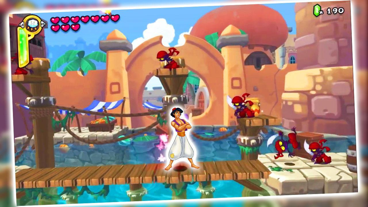aladdin jungle magic adventure game free