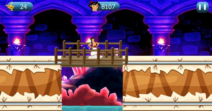aladin adventure castle screenshot 1