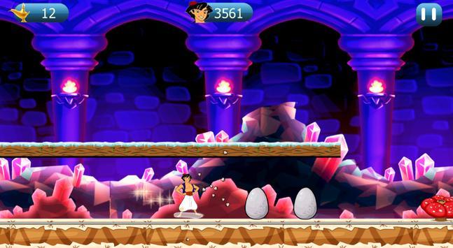aladin adventure castle screenshot 2