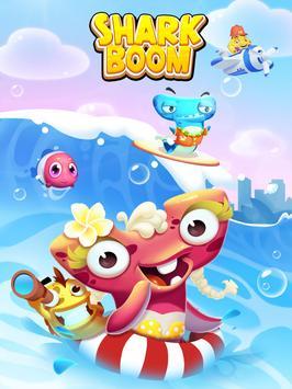 Shark Boom - Fun Social Game poster