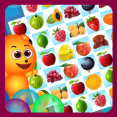 Match Fruit Arena-Fruit crush-New Fruit games-Real icon