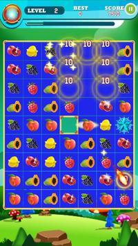 Match Fruit Arena-Fruit crush-New Fruit games-Real apk screenshot