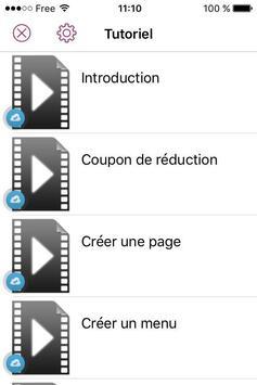 Tuto applis mobiles sans coder screenshot 1