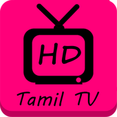 Tamil TV HD Live Channels and FM List (new) icon