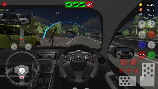 AAG Polisi Simulator screenshot 5