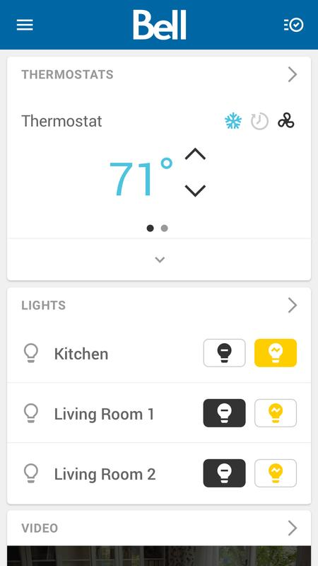 Bell Smart Home APK Download