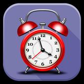Alarm Clock Set 6 7 8 AM icon