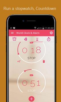 Alarm Clock Set 6 7 8 AM screenshot 4