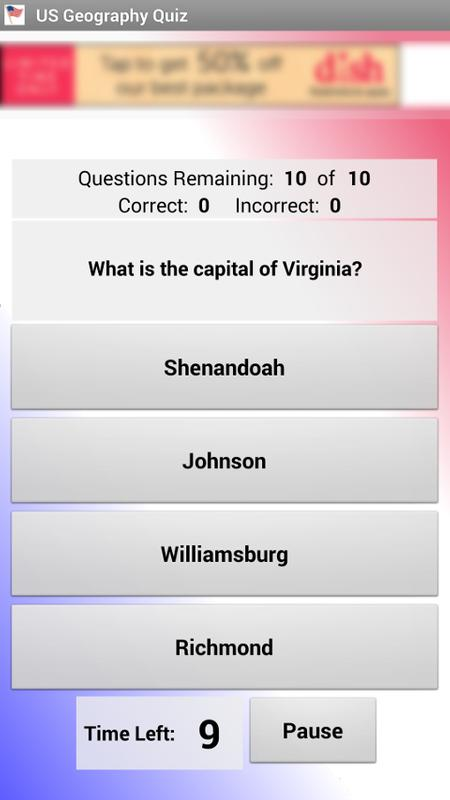 US Geography Quiz for Android - APK Download