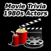 1980s Movie Trivia: Actors icon