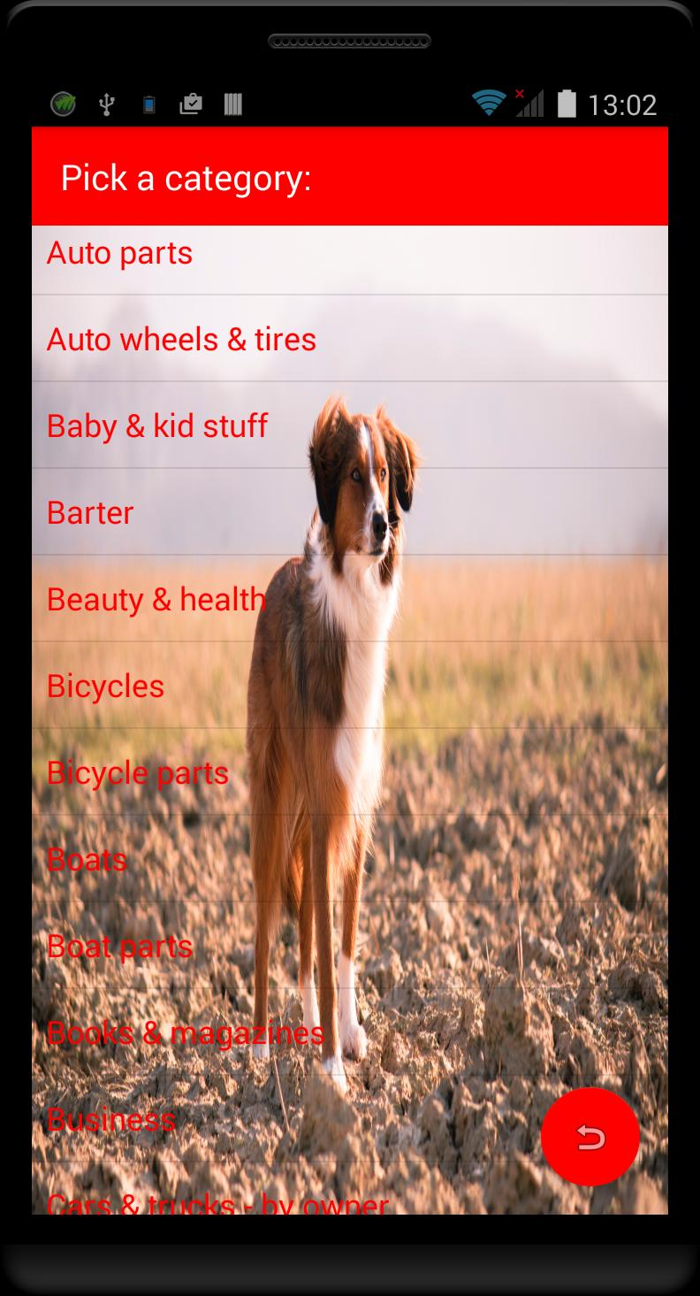 Just Craigslist for Android - APK Download