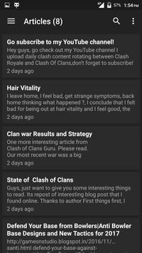 Guide How To Play Clash apk screenshot