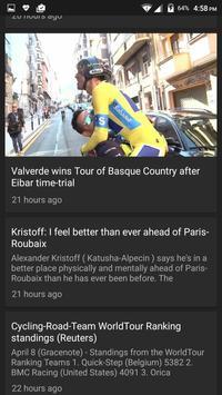 Cycling News Magazine apk screenshot