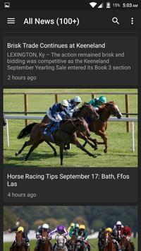 Horse Racing Latest News screenshot 10