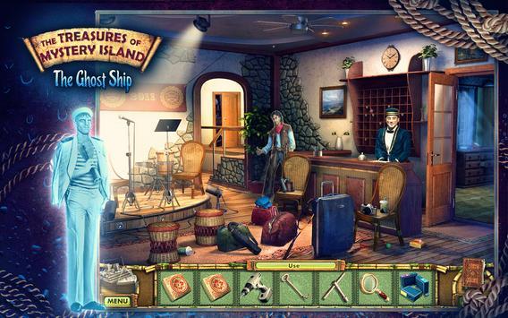 Mystery Island 3 Free apk screenshot